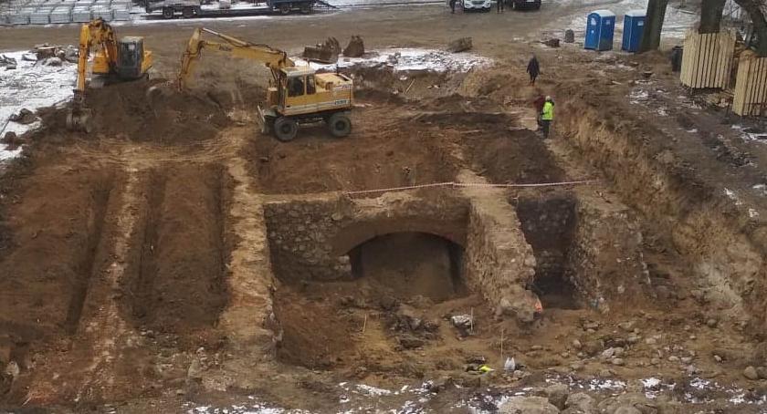 REGION, Archeologiczne odkrycie Trzciance [ZDJĘCIA] - zdjęcie, fotografia