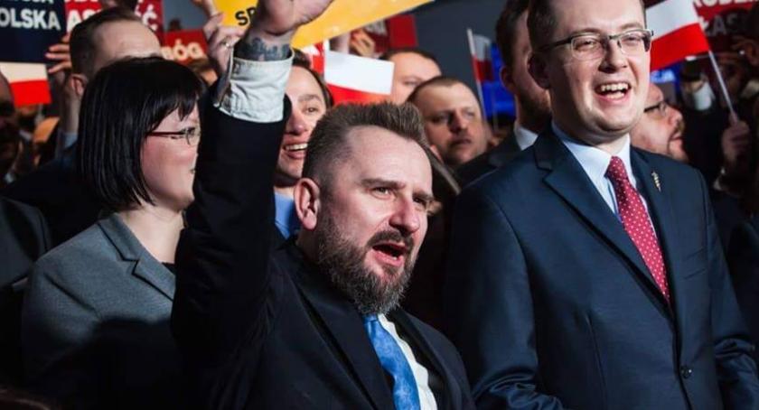 WYBORY DO PE 2019, Liroy Marzec wielkopolskim kandydatem eurowybory - zdjęcie, fotografia