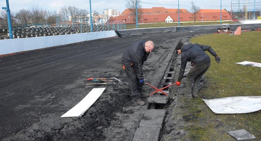 ŻUŻEL, Polonia treningów sparingów Piły przyjedzie ekipa Hansa Nielsena - zdjęcie, fotografia