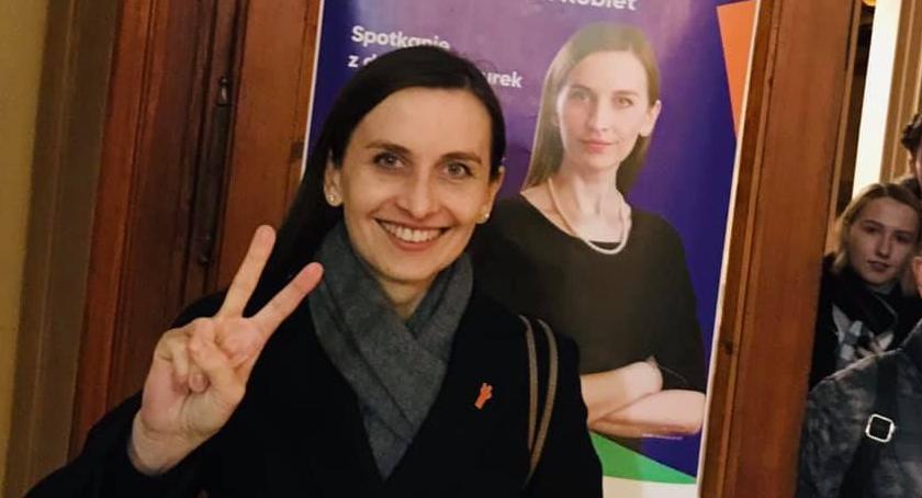 """WYBORY DO PE 2019, Sylwia Spurek """"jedynką"""" Wiosny eurowybory Wielkopolsce - zdjęcie, fotografia"""
