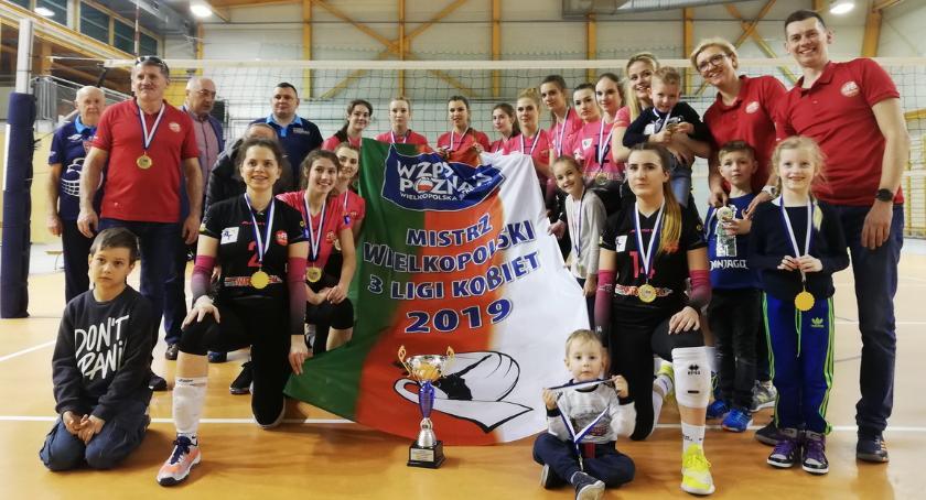 SIATKÓWKA, Siatkarki Volley Piła mistrzyniami trzeciej - zdjęcie, fotografia