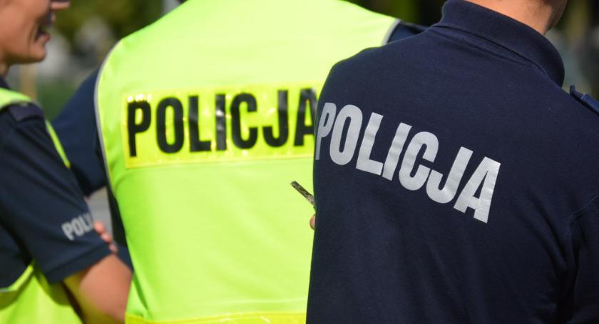 POLICJA, Ośmiolatek wybrał cioci Piły Tuczna chciał dojść pieszo - zdjęcie, fotografia