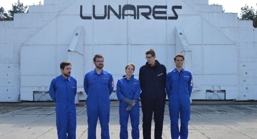 NAUKA I EDUKACJA, sezon bazie kosmicznej Lunares patronatem Polskiej Agencji Kosmicznej - zdjęcie, fotografia