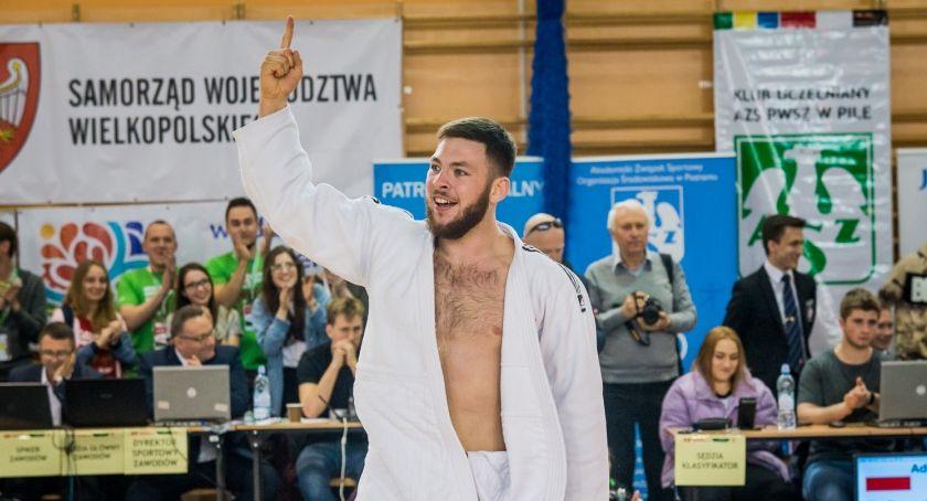 SPORTY WALKI, Złoty medal Tomasza Drzewieckiego - zdjęcie, fotografia