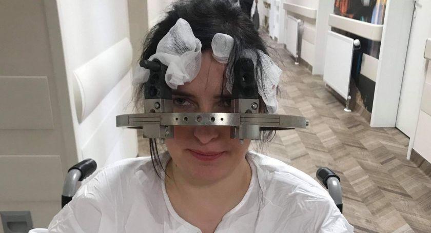PIŁA, Pilanka walczy glejakiem Potrzebne pieniądze kosztowne leczenie - zdjęcie, fotografia