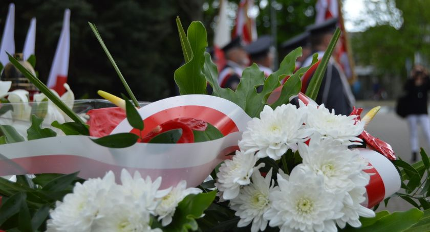 PIŁA, rocznica uchwalenia Konstytucji [ZDJĘCIA] - zdjęcie, fotografia