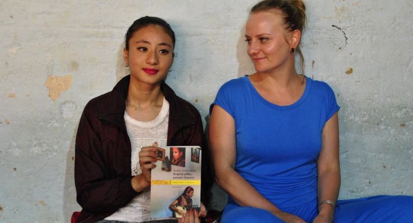 """NIE PRZEGAP, """"Kraj progu zmian"""" Spotkanie autorką reportaży Nepalu - zdjęcie, fotografia"""