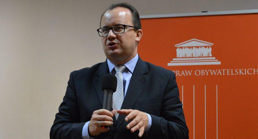 PIŁA, Bodnar wtorek spotkanie Rzecznikiem Obywatelskich - zdjęcie, fotografia