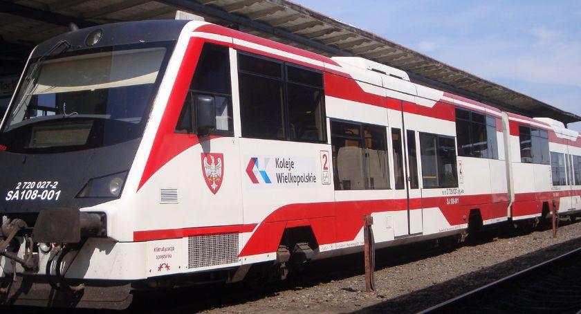 KOMUNIKACJA, Piły pociągiem Pol`and`Rock Wielkopolsce będą specjalne połączenia - zdjęcie, fotografia