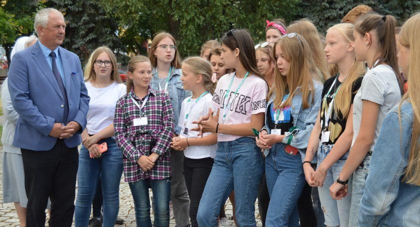 PIŁA, Polonijne dzieci Grodna wakacjach - zdjęcie, fotografia