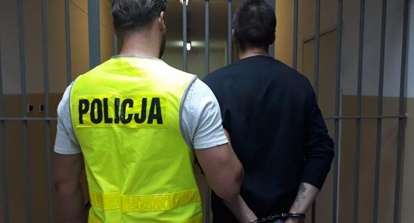 POLICJA, Ukradł samochód chciał zaimponować dziewczynie - zdjęcie, fotografia