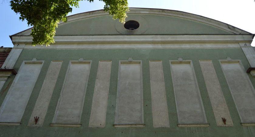 INWESTYCJE, Rusza remont budynku dawnego Iskra [ZDJĘCIA] - zdjęcie, fotografia