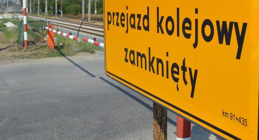 KOMUNIKACJA, Remont przejeździe kolejowym Będą utrudnienia ruchu - zdjęcie, fotografia