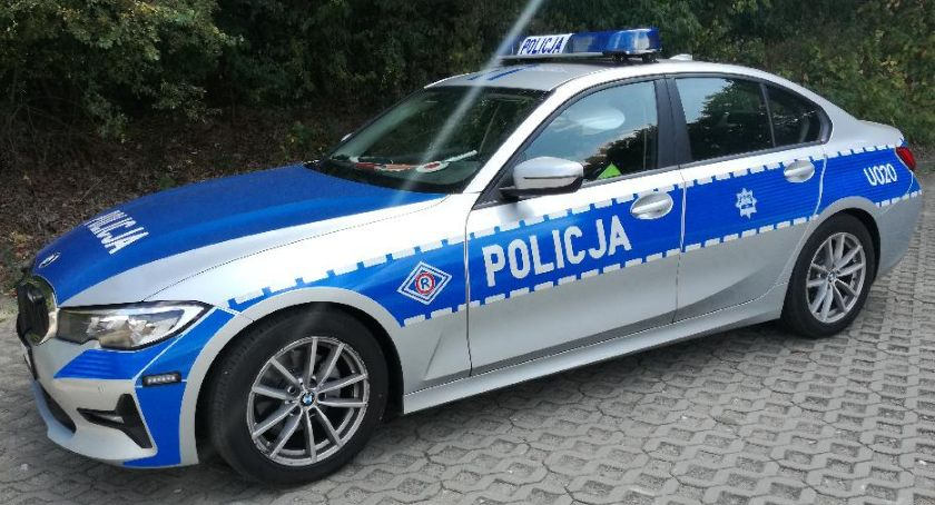 POLICJA, Policyjna grupa SPEED drogach regionu Posypały mandaty - zdjęcie, fotografia