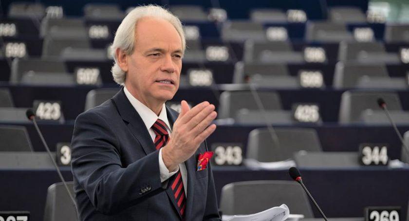 WYBORY PARLAMENTARNE 2019, Szejnfeld kandydatem Senatu - zdjęcie, fotografia