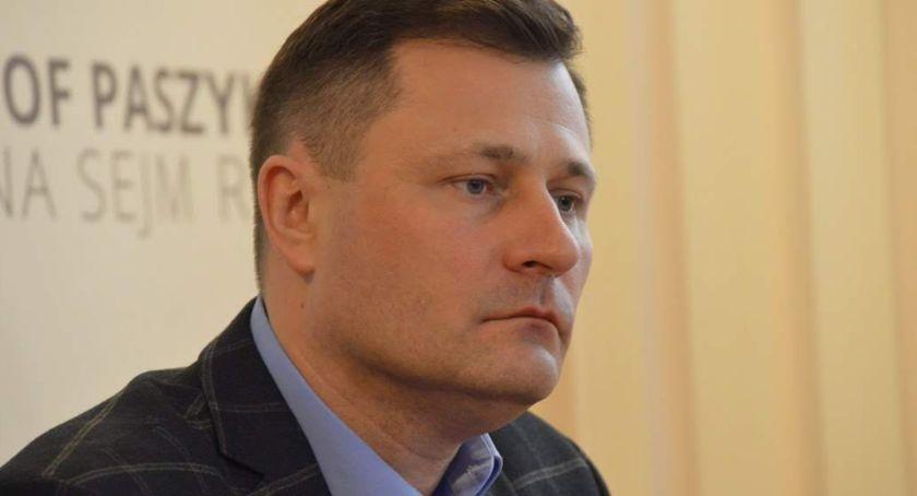 WYBORY PARLAMENTARNE 2019, Krzysztof Paszyk liderem pilskiej listy Koalicji Polskiej Sejmu - zdjęcie, fotografia