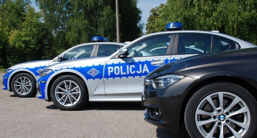 POLICJA, Ponad sześćdziesiąt mandatów jeden dzień Policyjna grupa SPEED znów akcji - zdjęcie, fotografia