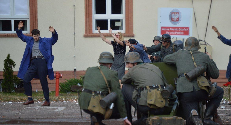 PIŁA, Żywa lekcja historii rocznicę wybuchu Wojny Światowej [ZDJĘCIA] - zdjęcie, fotografia