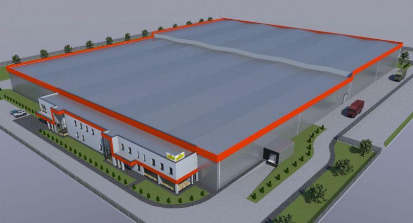 BIZNES I PRACA, Zbyszko rozpoczyna budowę zakładu przyszłym pierwsze napoje Piły - zdjęcie, fotografia