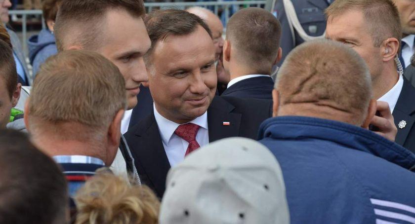 POLITYKA, Prezydent Andrzej Złotowie Znamy program wizyty - zdjęcie, fotografia