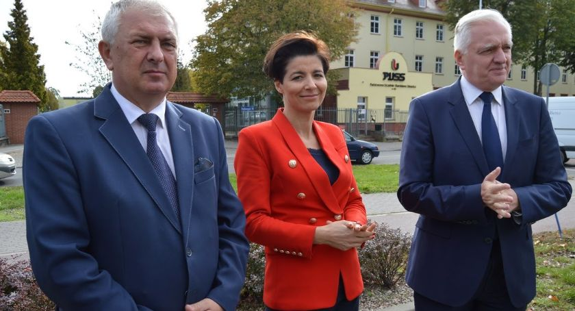 """WYBORY PARLAMENTARNE 2019, Jarosław Gowin rozegra jeden najciekawszych pojedynków senackich"""" - zdjęcie, fotografia"""