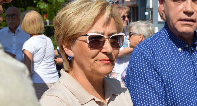"""WYBORY PARLAMENTARNE 2019, Maria Janyska """"Ugrupowania opozycyjne zdobyły sumie więcej głosów"""" - zdjęcie, fotografia"""