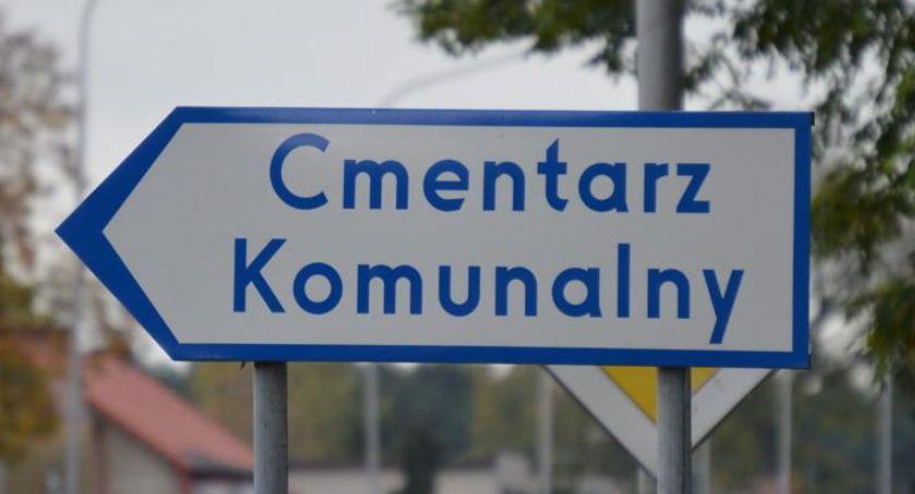 KOMUNIKACJA, Samochodem cmentarz listopada zmiany organizacji ruchu - zdjęcie, fotografia