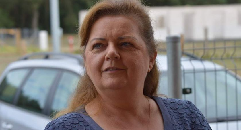 POLITYKA, Renata Beger wróci polityki - zdjęcie, fotografia