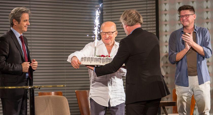 TEATR, Wojciech Pszoniak świętuje [ZDJĘCIA] - zdjęcie, fotografia