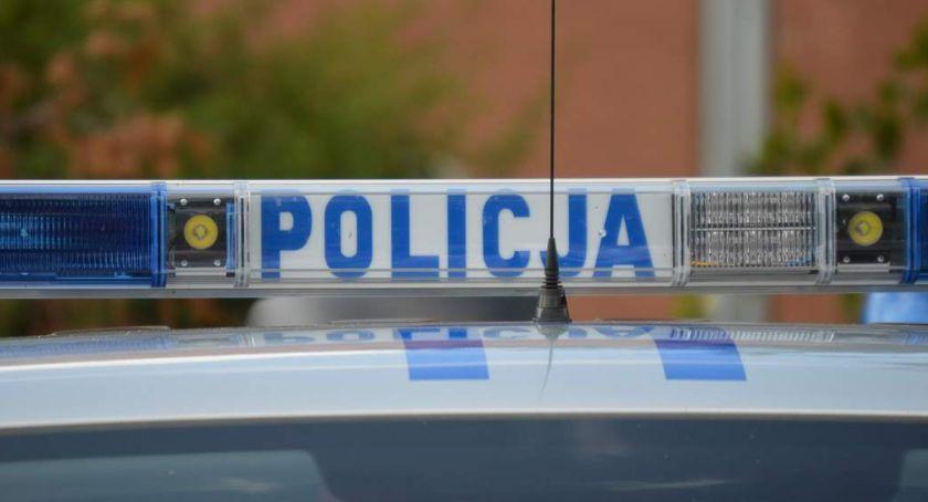 POLICJA, Sprzeczka zakończona złamaniem Sprawca trafi przed - zdjęcie, fotografia