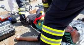 """Naucz się ratować. Akcja """"Potrafię, nie boję się, ratuję życie"""""""