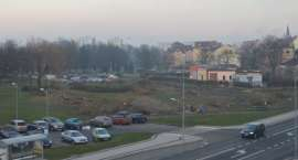 Arche przygotowuje teren pod hotel w centrum Piły [ZDJĘCIA]