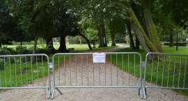 Park Miejski otwarty, ale są ograniczenia [ZDJĘCIA]
