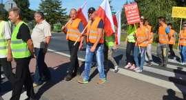Protest przeciwko budowie linii energetycznej. Zablokują DK10