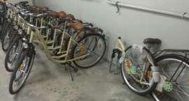 Szajka złodziei rowerów rozbita. Ukradli 66 rowerów