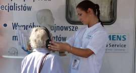 Zbadaj swój słuch. Bezpłatne testy w Pile