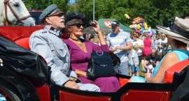 Piknik rodzinny na Święto Wojska Polskiego [VIDEO]