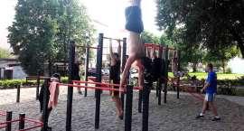Daj sobie wycisk! Otwarty trening Street Workout Piła [VIDEO]