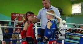Młody pilanin na podium Pucharu Polski Muaythai