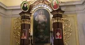 Są zarzuty za zniszczenie obrazu w kościele Świętej Rodziny
