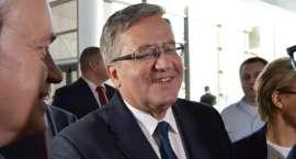 Czy Bronisław Komorowski straci Honorowe Obywatelstwo Piły?