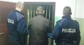 Policja zatrzymała uciekiniera z więzienia