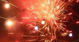 Krótkie powitanie Nowego Roku. W tym roku szybki Sylwester