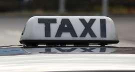 Kradzież w taksówce
