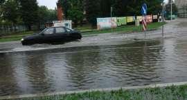 Burze, ulewy i wiatr znów powodują szkody [ZDJĘCIA]