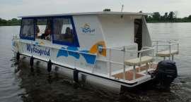 270 tysięcy na tramwaj wodny