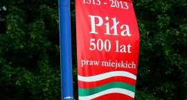 500-lecie Piły: do końca roku skromnie