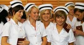 Bezpłatne studia dla stu pielęgniarek