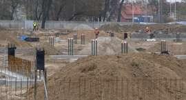 Galeria Piła: budowa idzie zgodnie z planem