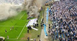 22-latek spod Piły zatrzymany po meczu Lech - Legia